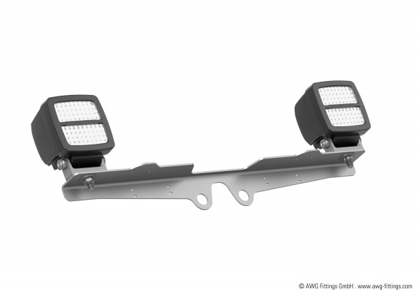 Scheinwerferpaket LED für DN150